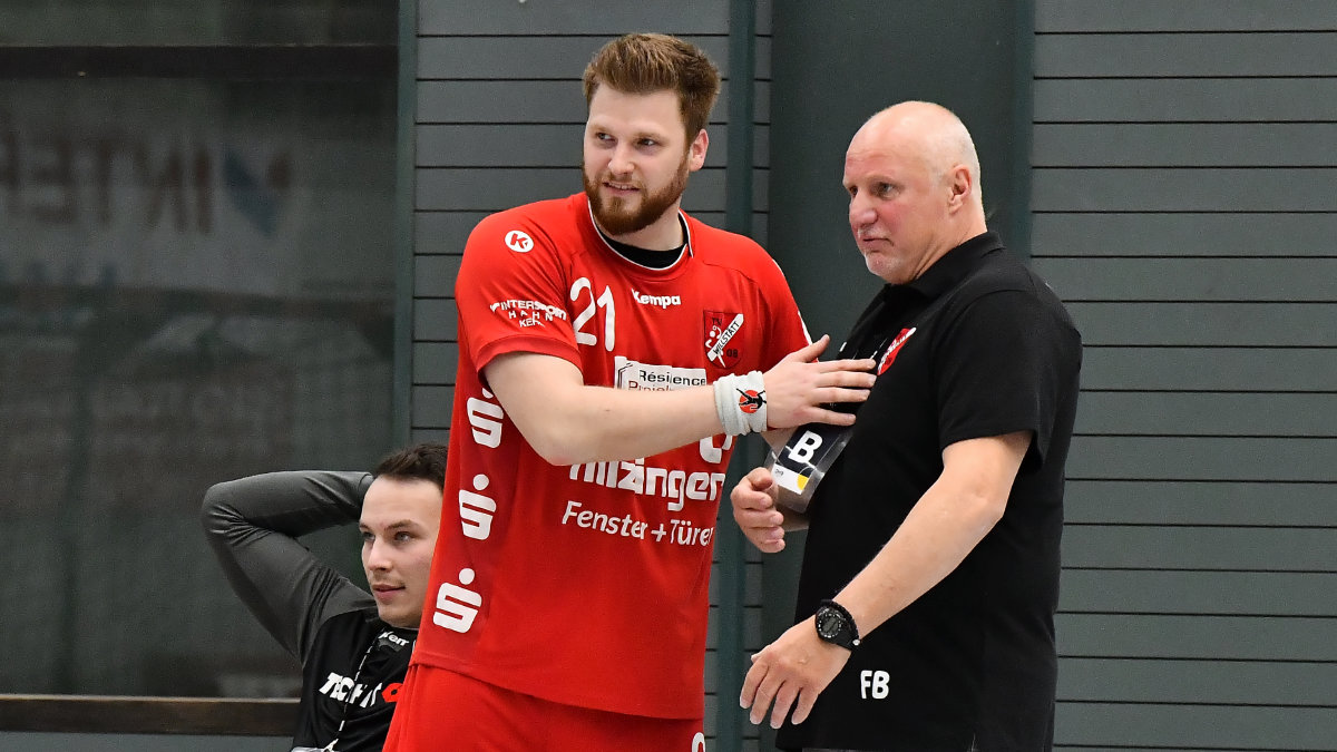 Handball Union Freiburg gegen TV Willstätt 28:37 (15:16)